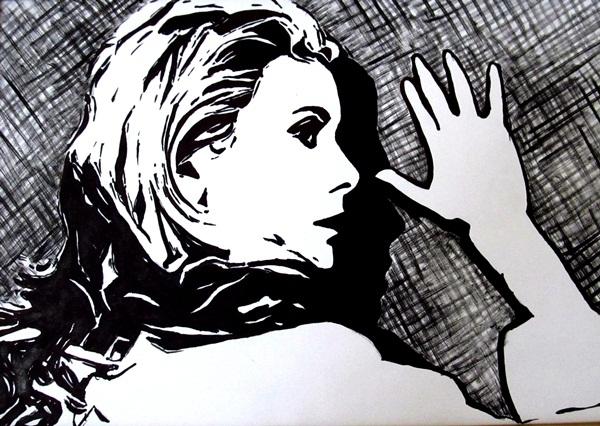 Catherine Deneuve by audrey10